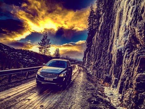 Lets Go For A Drive   Eiterådalen - Mosjøen. 360° Video