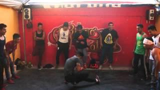80S Crew vs Cartoon B vs Royal Kings 3vs3 SPIEGELT sich im URBANEN STIL 2015 TEJALAPA MORELOS