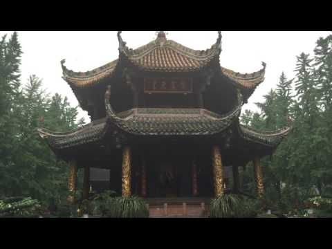 Green Ram Temple (Qingyang Gong) - Chengdu - China (1 last)