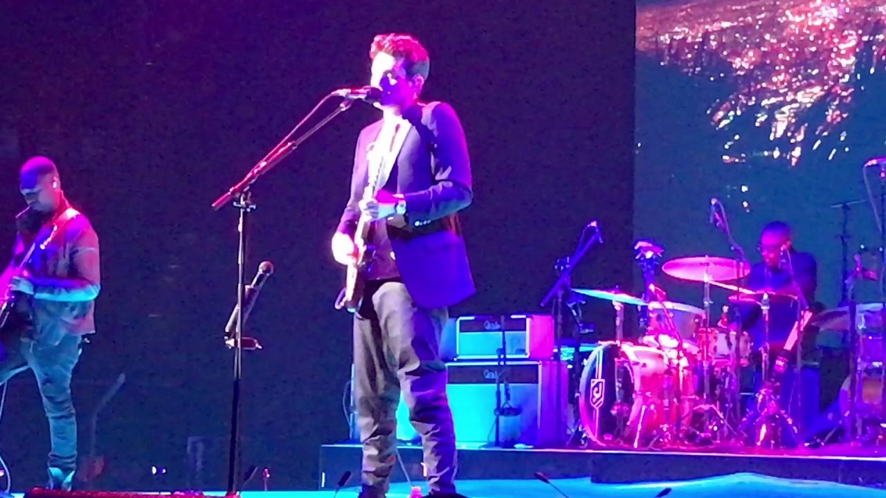 John Mayer Slow Dancing In A Burning Room Live Columbus Oh