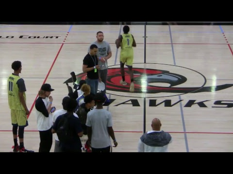 ALL NORCAL GAMES Slam Dunk Contest LIVE