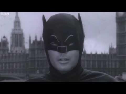 1967 Adam West Batman UK Public Service Announcement