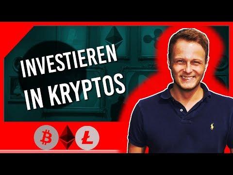 Investieren in Kryptowährung - Beginner Guide