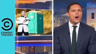 The Spy Who Stole Kim's Poo | The Daily Show With Trevor Noah