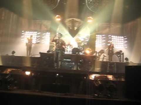 RAMMSTEIN: LIVE! FRIDAY, MAY 25, 2012 TOYOTA CENTER, HOUSTON, TX