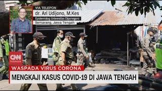 Mengkaji Kasus Covid-19 di Jawa Tengah