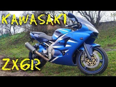 Тест-Драйв - Kawasaki ZX6R (2001 год)