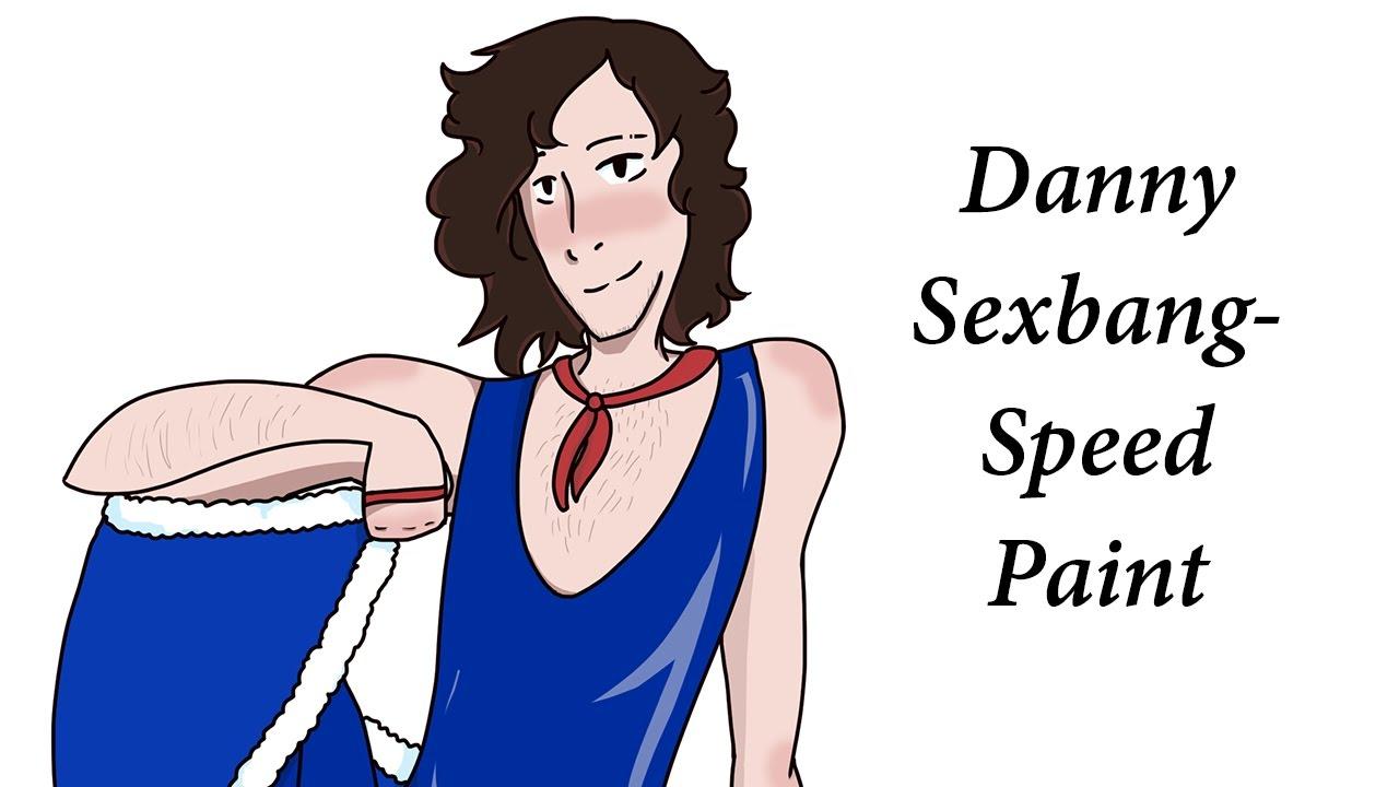 Danny Sexbang Fanart
