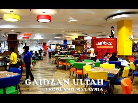 GSVLOG TRIP#1 - LEGOLAND - Restaurant Legoland Malaysia ...