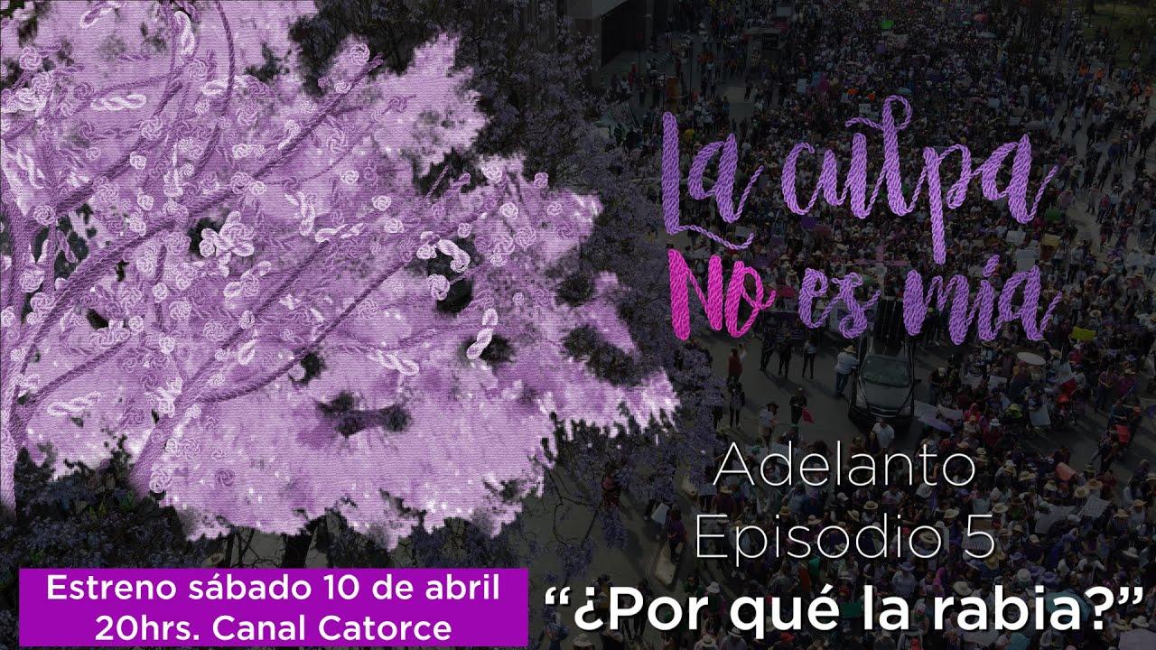 "A D E L A N T O Episodio 5 ""¿Por qué la Rabia?"" de la serie documental #LaCulpaNoEsMia"