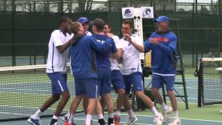 Boise State Men's Tennis Wins 2014 Blue Gray Tennis Classic