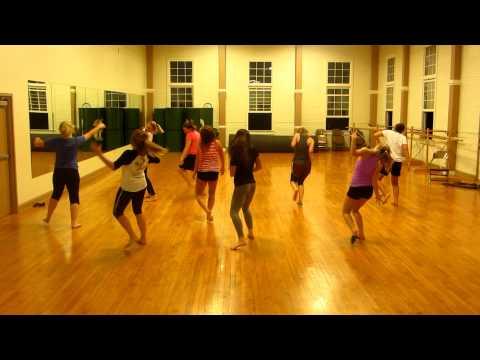 If I were a zombie - SVU Dance Company 2012