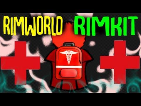Medkits! Rimkits! Rimworld Mod Showcase