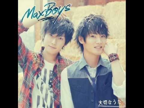 MaxBoys(細谷佳正+増田俊樹) - 消えない絆、ボタン