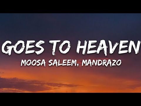 Moosa Saleem, Mandrazo - Goes To Heaven 7Clouds Release
