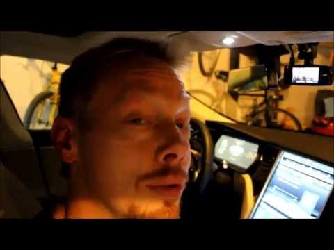 DIY Tesla Model S Dash Camera Installation