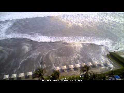 Mar profundo Acapulco 1 mayo 2015