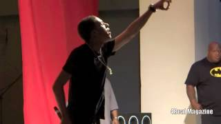DIGGY SIMMONS: COPY AND PASTE (Live Performance)