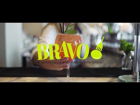 Brighton Restaurant Awards 2018 - BRAVO