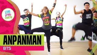 Anpaman by BTS   Live Love Party™   Zumba®   Dance Fitness