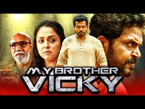 Download My Brother Vicky (Thambi) 2020 New Released Hindi Dubbed Movie | Karthi, Jyothika, Sathyaraj