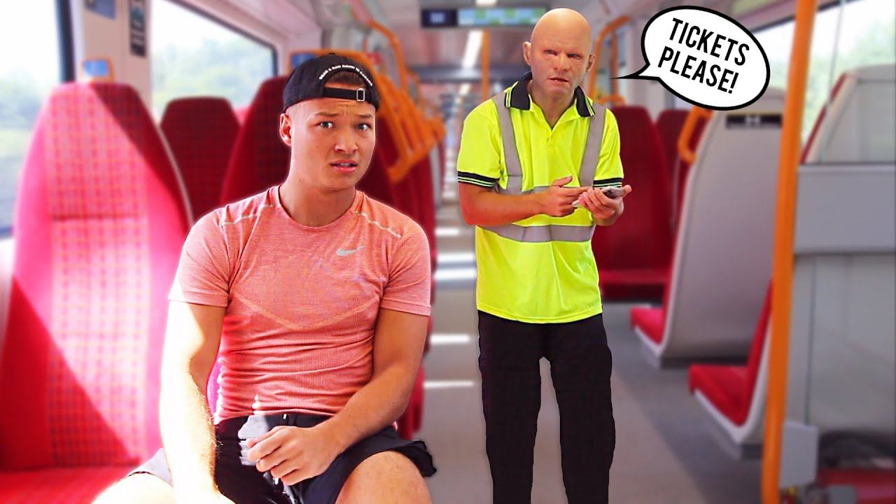 HOW TO AVOID THE TICKET INSPECTOR