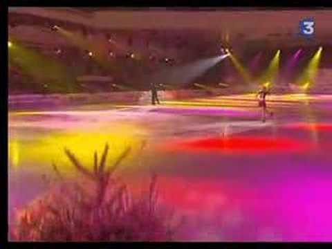 Elena Berezhnaya and Anton Sikharulidze - Dance mix