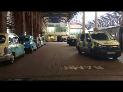 Liverpool St Station Disabled Access (Harwich Lane)