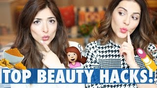 Top Beauty Hacks Every Woman Should Know! | Amelia Liana