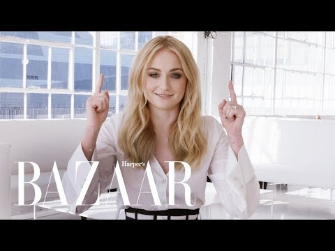 Sophie Turner Tests Her Knowledge of Game of Thrones vs. the Runway  Harper's BAZAAR