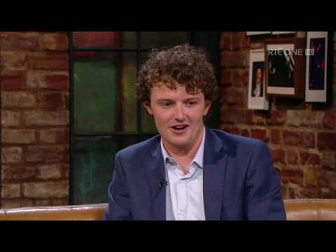 Chris Walley puts and inner city Cork twist on Hamlet | The Late Late Show | RTÉ One