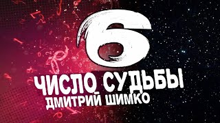 "Число Судьбы ""6"". Астротиполог - Нумеролог - Дмитрий Шимко"