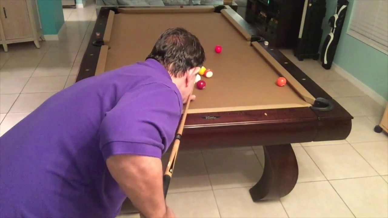 Peter Vitalie Pool Table