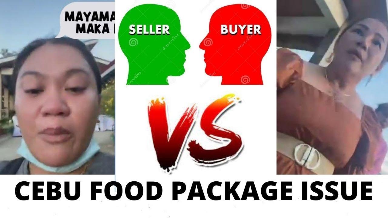 Download Food package cebu issue madam hindi nagbayad ng order video nag viral