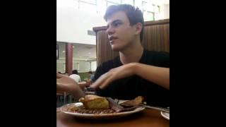 Dining Hall Taco Sandwich Problem