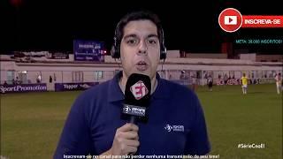 SALGUEIRO X NÁUTICO AO VIVO EM HD
