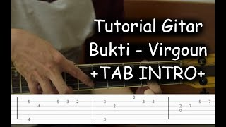 Belajar Gitar (Bukti -Virgoun) + TAB INTRO Mp3