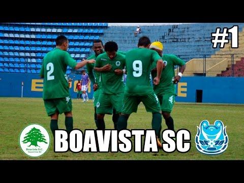 Boavista SC - Pequenos Gigantes #1