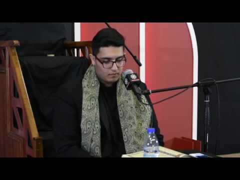 Quran Recitation | Mustafa Al-Ali | Muharram 1438 - Night 4