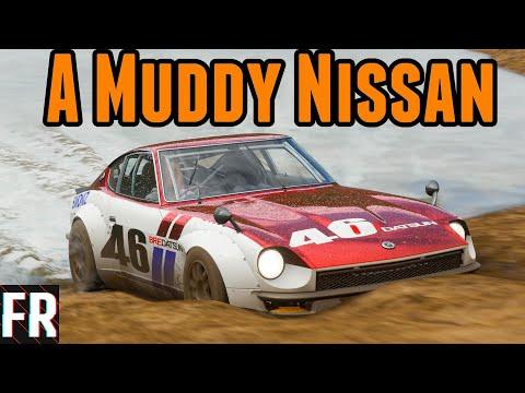 Forza Horizon 4 - A Muddy Nissan thumbnail