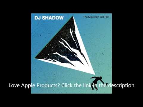 dj shadow - ashes to oceans