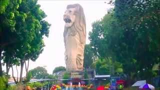 SINGAPORE TRIP #2 UNIVERSAL STUDIOS, S E A  AQUARIUM, SENTOSA, GARDENS BY THE BAY
