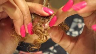 How To Get Perfect 3 Strand Twist Out Results on Natural Hair Thumbnail