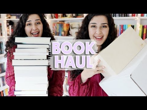 Yet Another Giant Book Haul & Unboxing!
