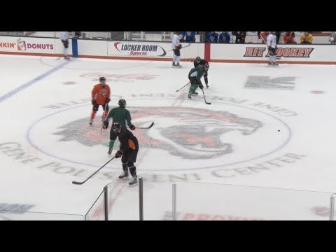 RIT Hockey Media Day 2017