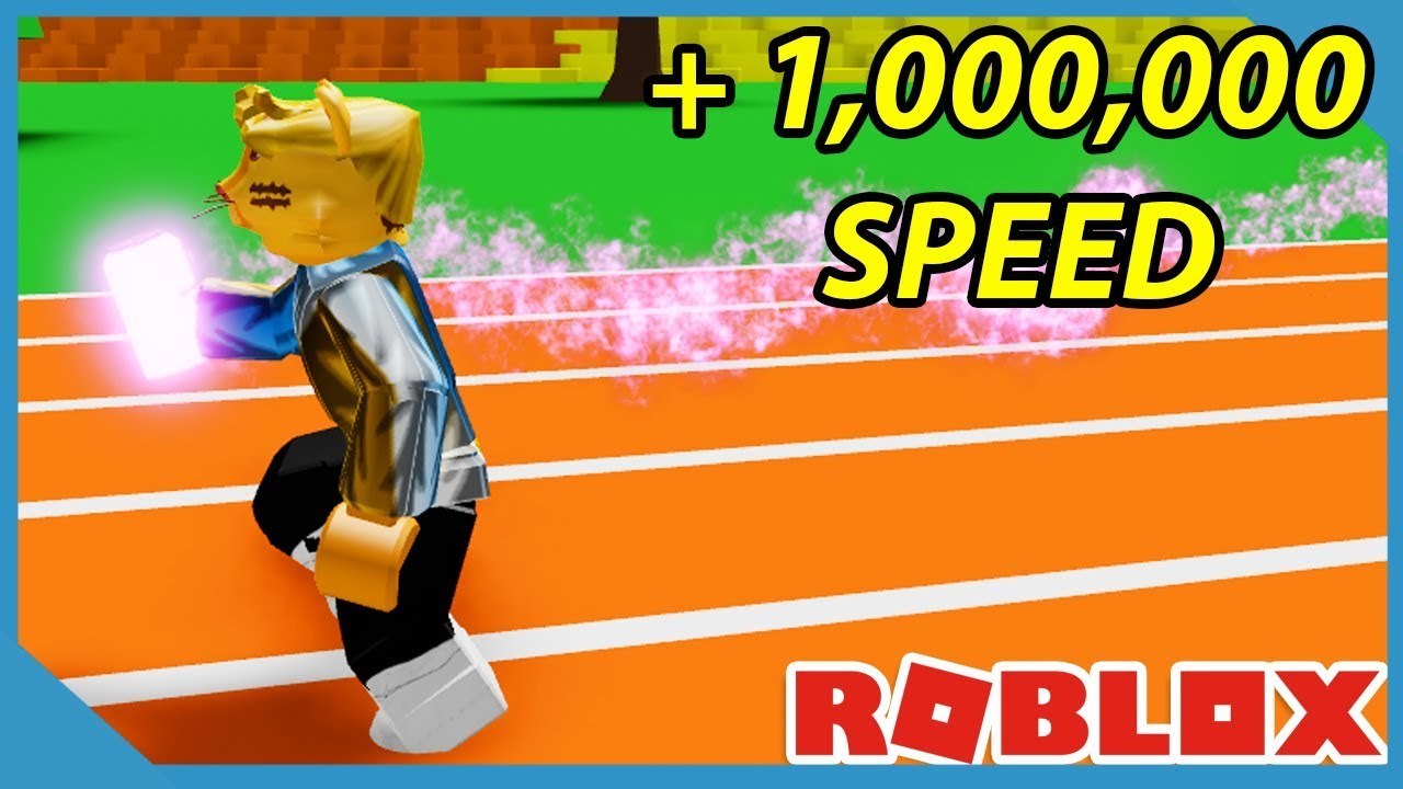 Becoming The Fastest Cat in Roblox Speed Simulator X