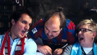 Champions League reklamefilm Viasat Sport - Skulder mot skulder