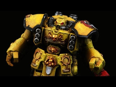 40k history imperial fists youtube - Imperial fists 40k ...