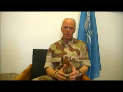 Statement by Major General Robert Mood Head of Mission and Chief Military Observer