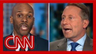 Download CNN panelists get in fiery exchange over Trump's tweets Mp3 and Videos